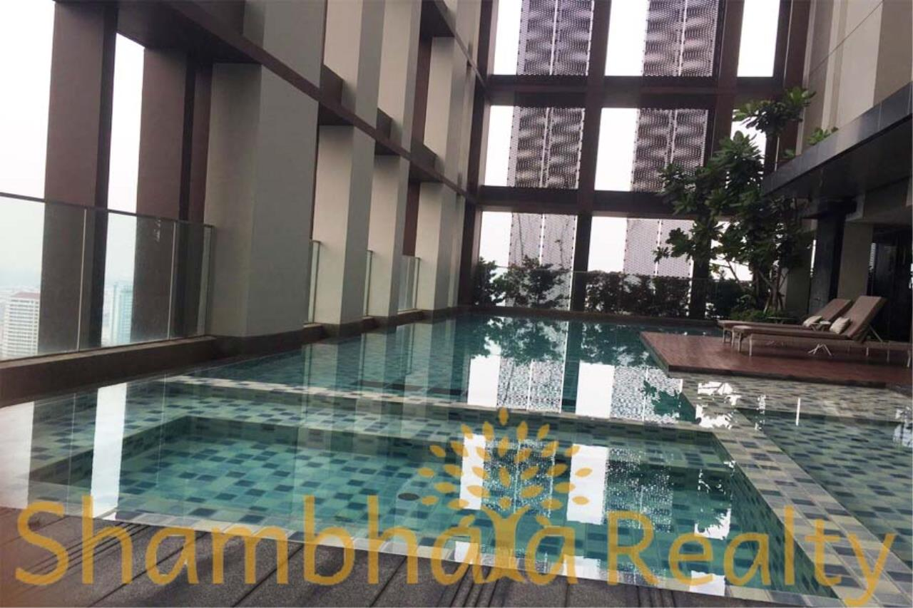 Shambhala Realty Agency's Ashton Morph 38 Condominium for Sale/Rent in Sukhumvit 38 3