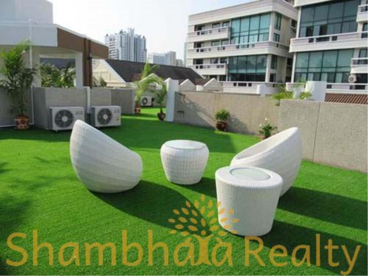 Shambhala Realty Agency's House For Rent Condominium for Rent in Sukhumvit 31 37