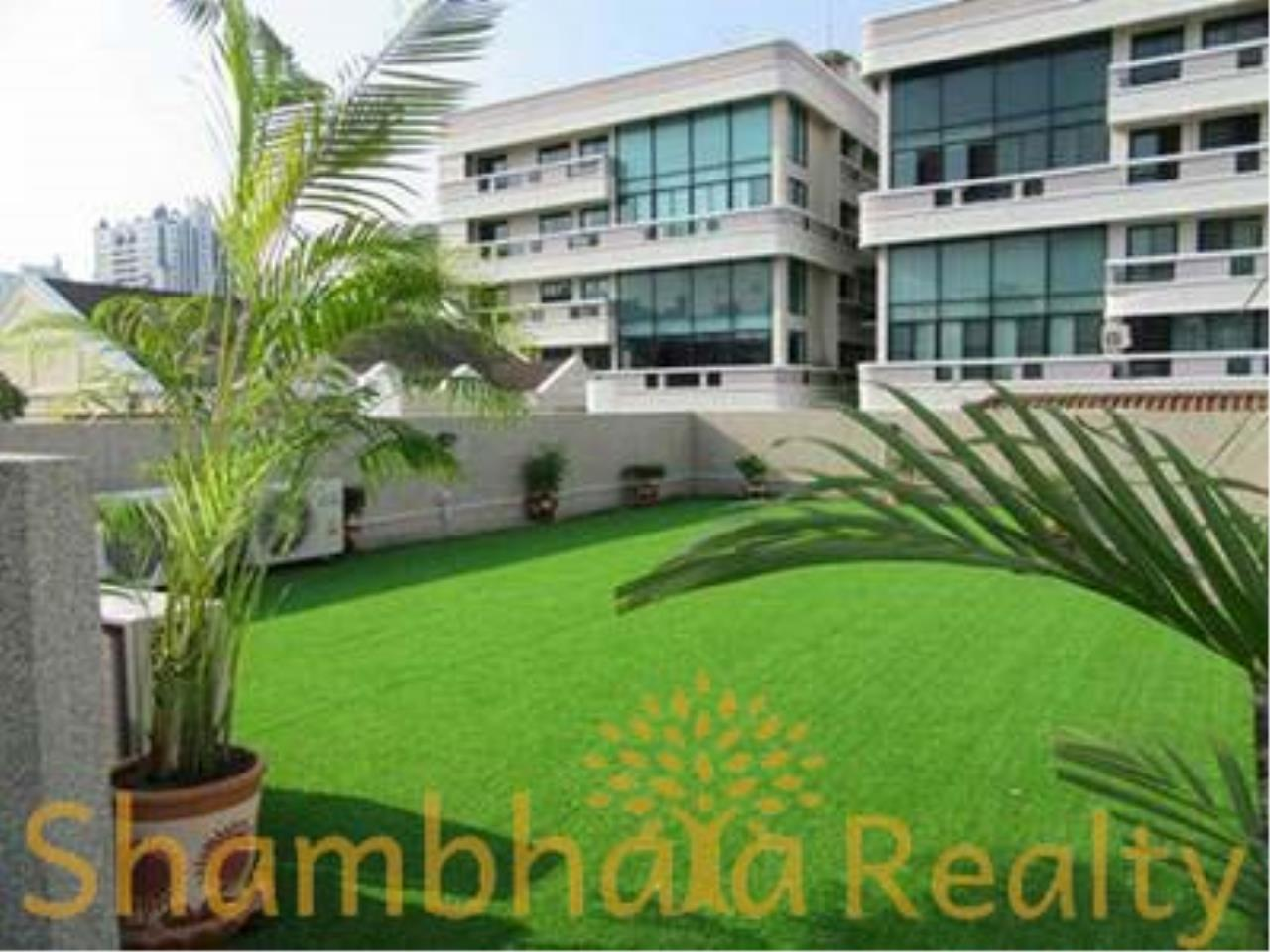 Shambhala Realty Agency's House For Rent Condominium for Rent in Sukhumvit 31 36