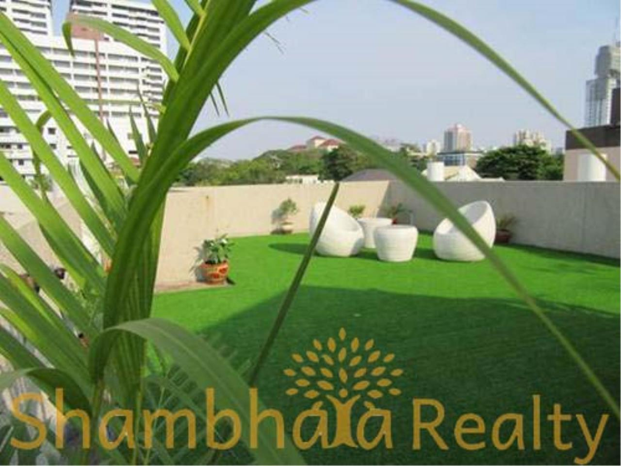 Shambhala Realty Agency's House For Rent Condominium for Rent in Sukhumvit 31 35
