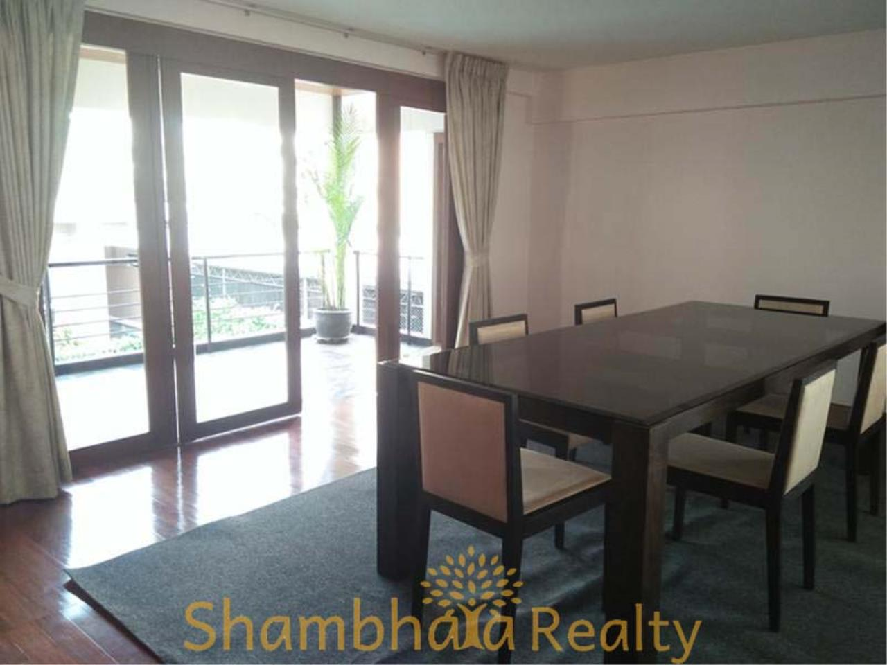 Shambhala Realty Agency's House For Rent Condominium for Rent in Sukhumvit 31 11