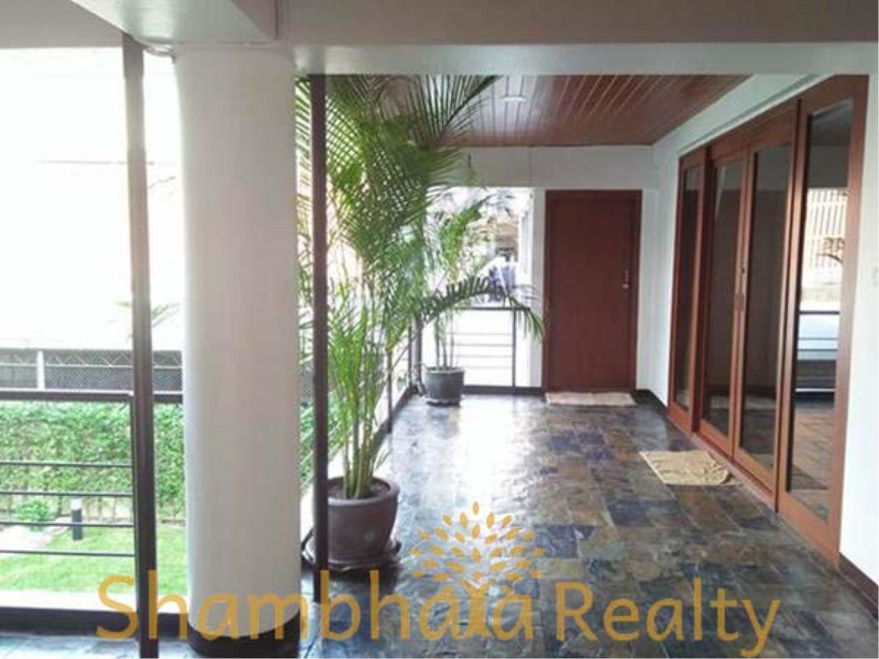 Shambhala Realty Agency's House For Rent Condominium for Rent in Sukhumvit 31 14