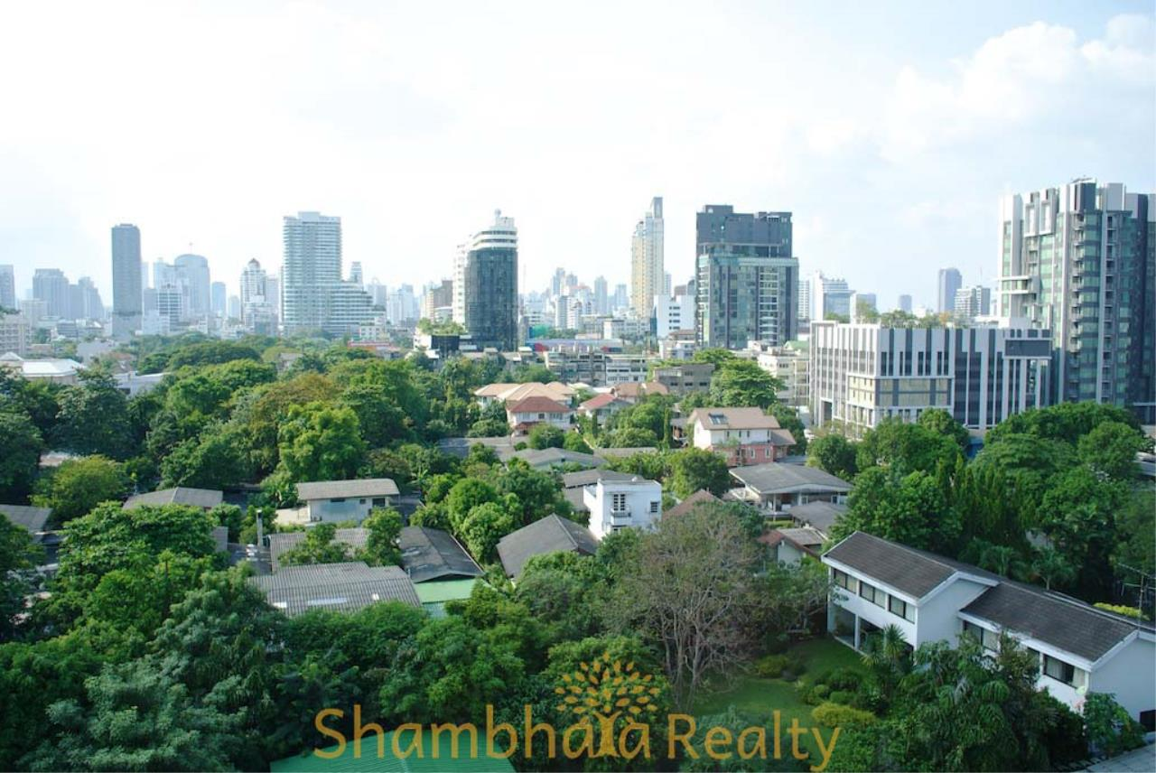 Shambhala Realty Agency's La Cascade Condominium for Rent in Ekkamai 10 23