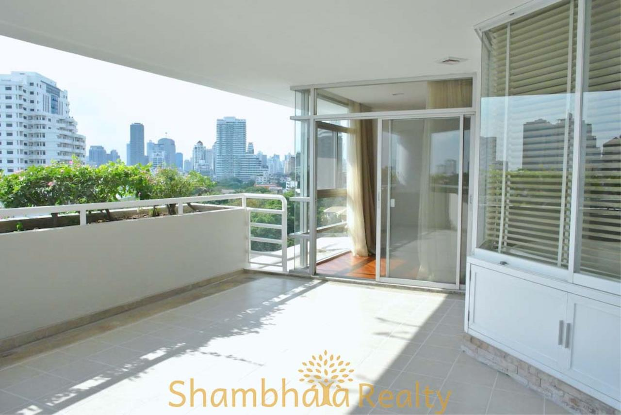 Shambhala Realty Agency's La Cascade Condominium for Rent in Ekkamai 10 20