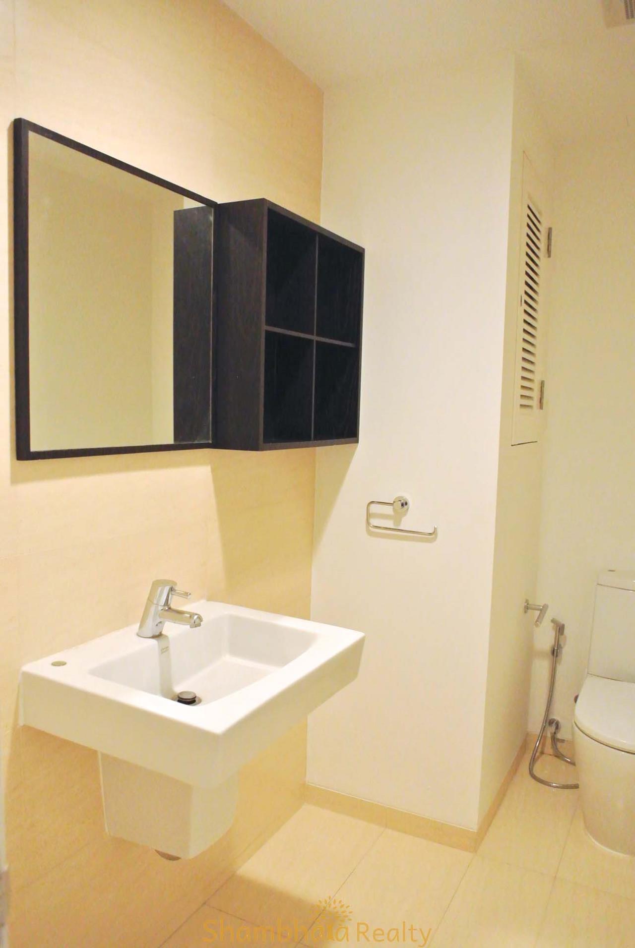 Shambhala Realty Agency's La Cascade Condominium for Rent in Ekkamai 10 14