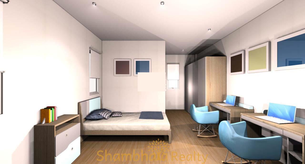 Shambhala Realty Agency's House For Rent Condominium for Rent in Sethsiri Krungthep-Kreetha 16
