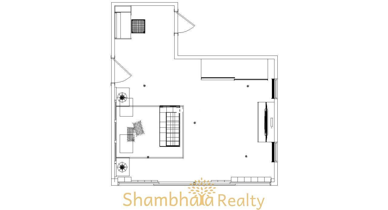 Shambhala Realty Agency's House For Rent Condominium for Rent in Sethsiri Krungthep-Kreetha 10