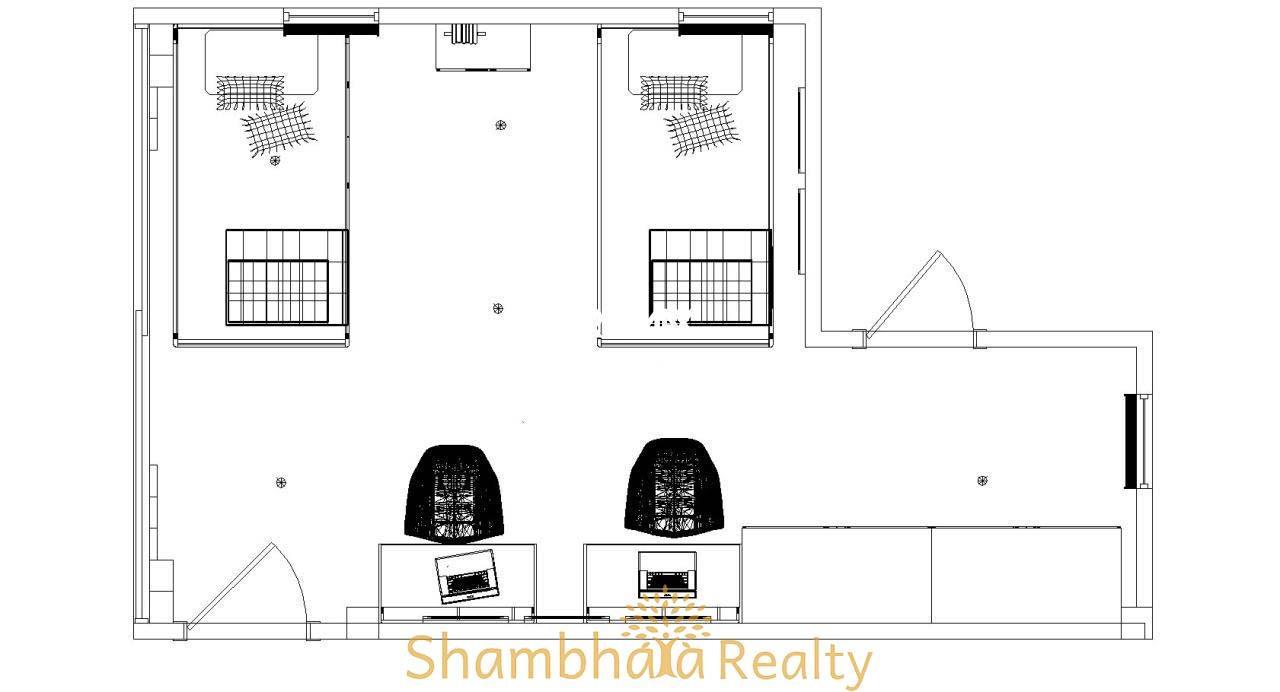 Shambhala Realty Agency's House For Rent Condominium for Rent in Sethsiri Krungthep-Kreetha 13