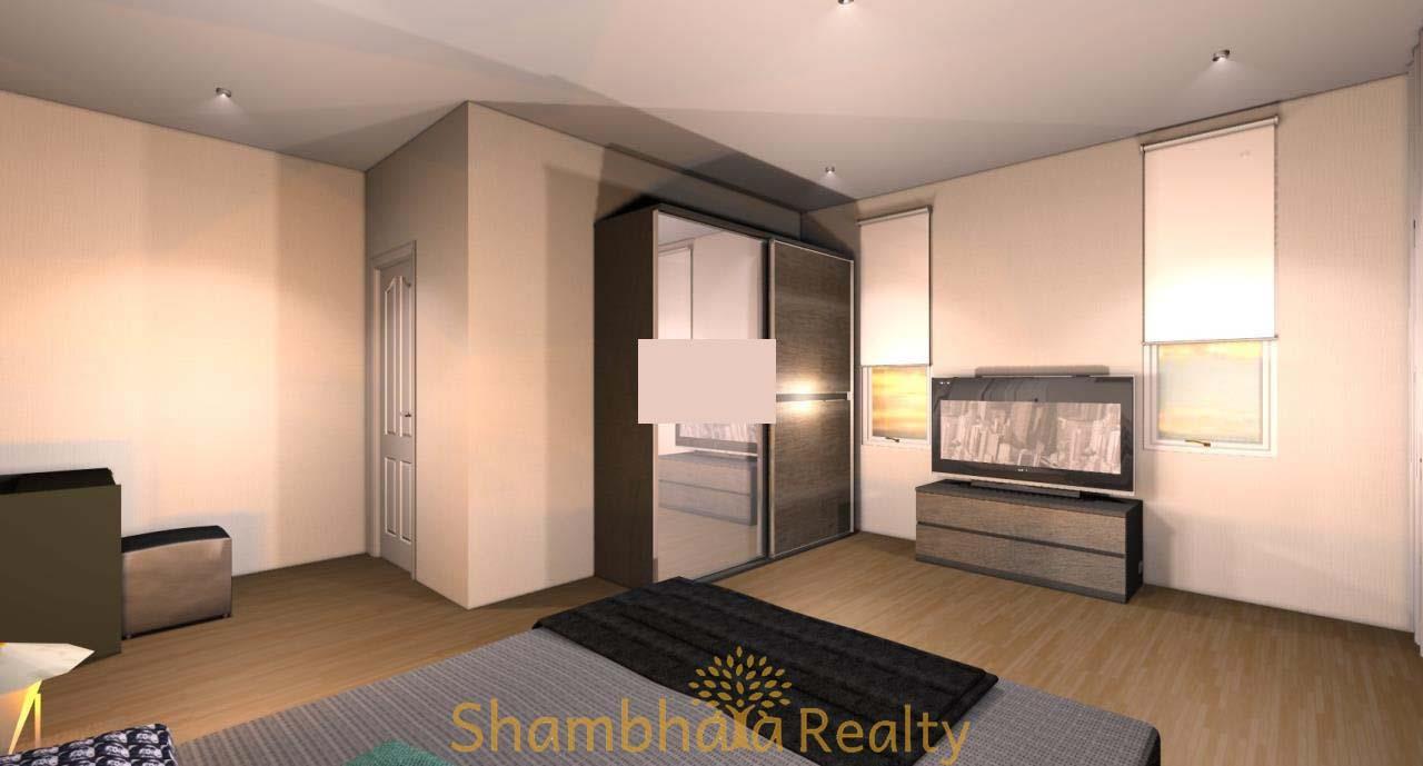 Shambhala Realty Agency's House For Rent Condominium for Rent in Sethsiri Krungthep-Kreetha 11