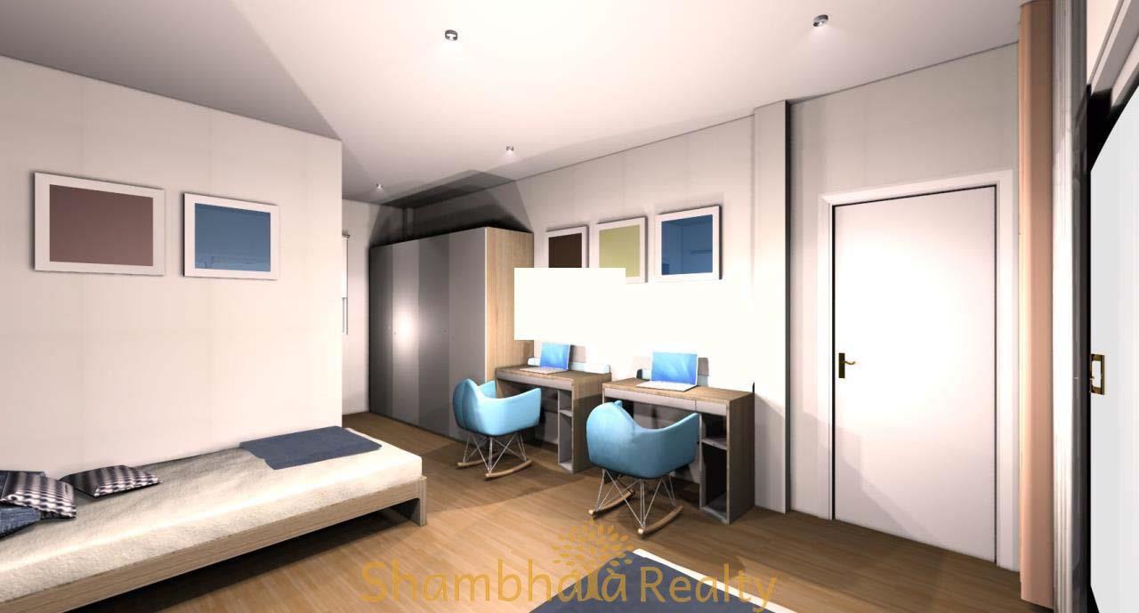 Shambhala Realty Agency's House For Rent Condominium for Rent in Sethsiri Krungthep-Kreetha 14