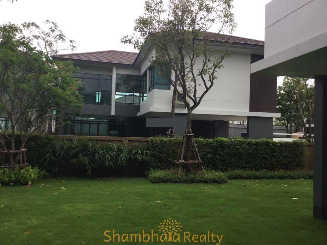 Shambhala Realty Agency's House For Rent Condominium for Rent in Sethsiri Krungthep-Kreetha 1