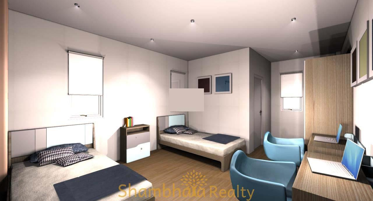 Shambhala Realty Agency's House For Rent Condominium for Rent in Sethsiri Krungthep-Kreetha 15