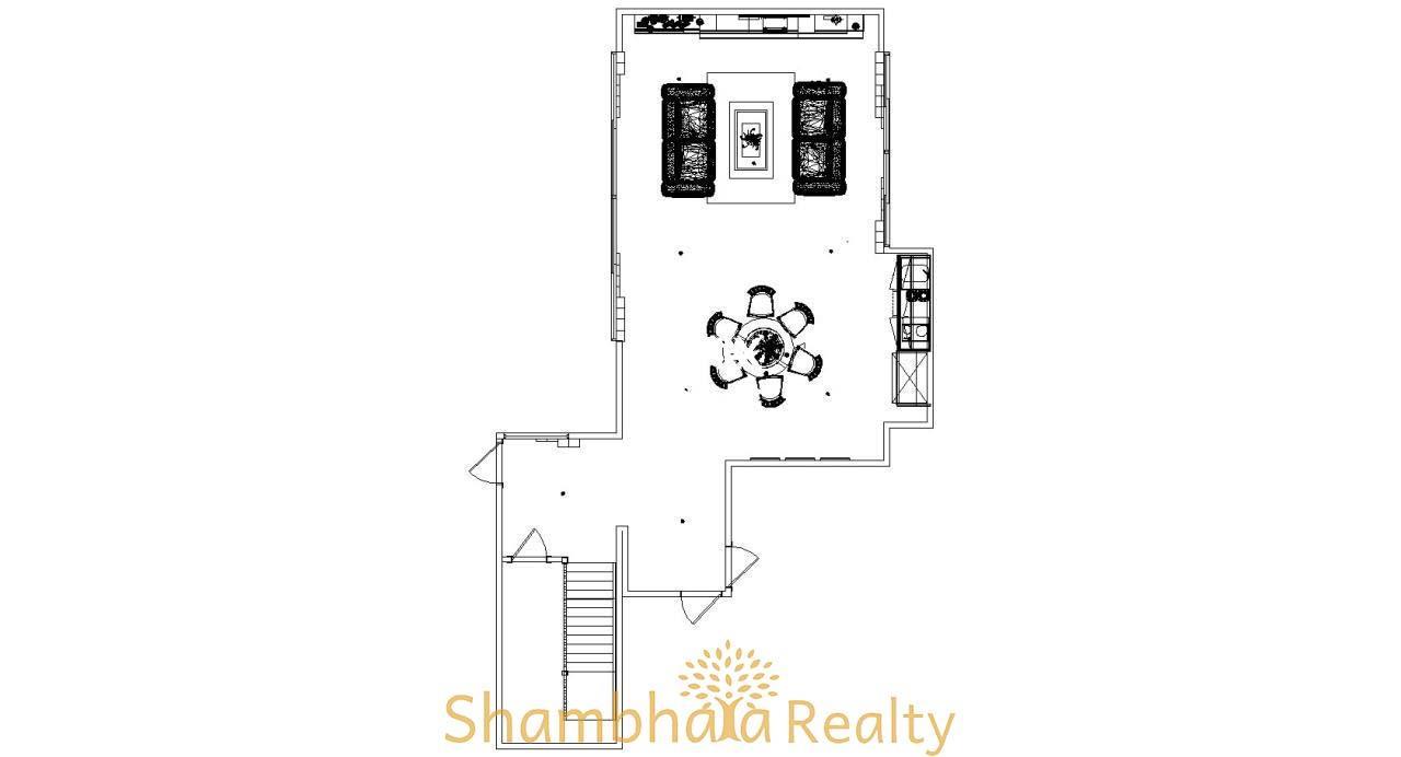 Shambhala Realty Agency's House For Rent Condominium for Rent in Sethsiri Krungthep-Kreetha 5