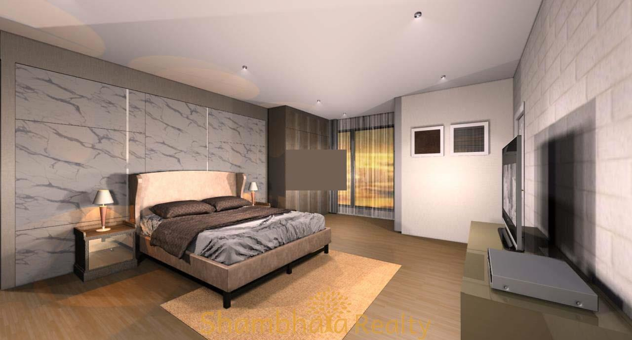 Shambhala Realty Agency's House For Rent Condominium for Rent in Sethsiri Krungthep-Kreetha 21