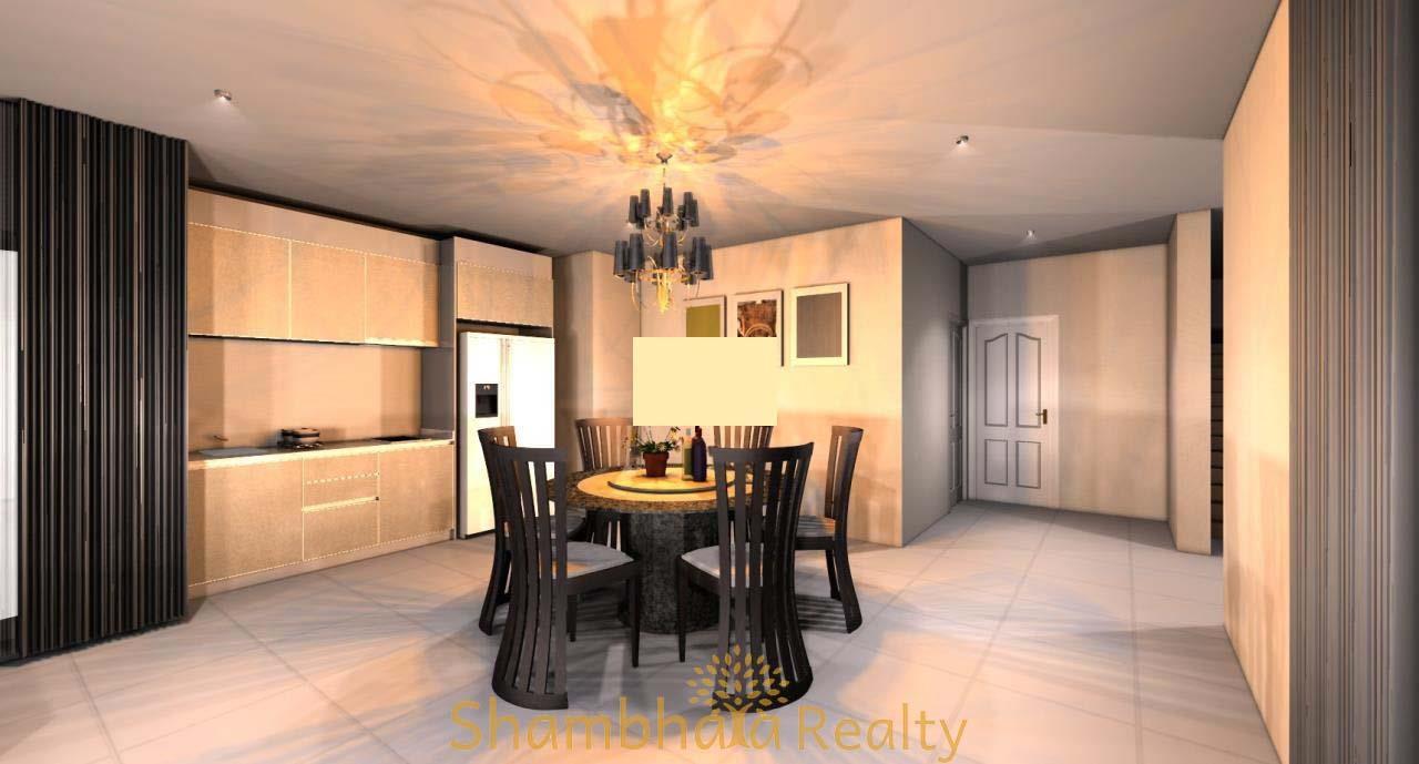 Shambhala Realty Agency's House For Rent Condominium for Rent in Sethsiri Krungthep-Kreetha 7