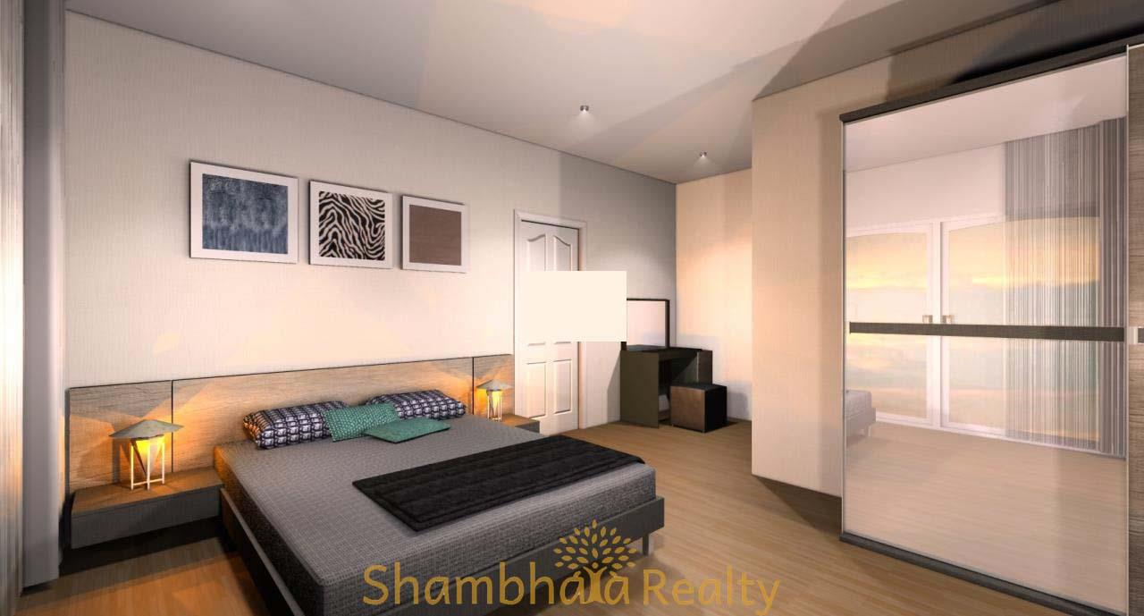 Shambhala Realty Agency's House For Rent Condominium for Rent in Sethsiri Krungthep-Kreetha 12