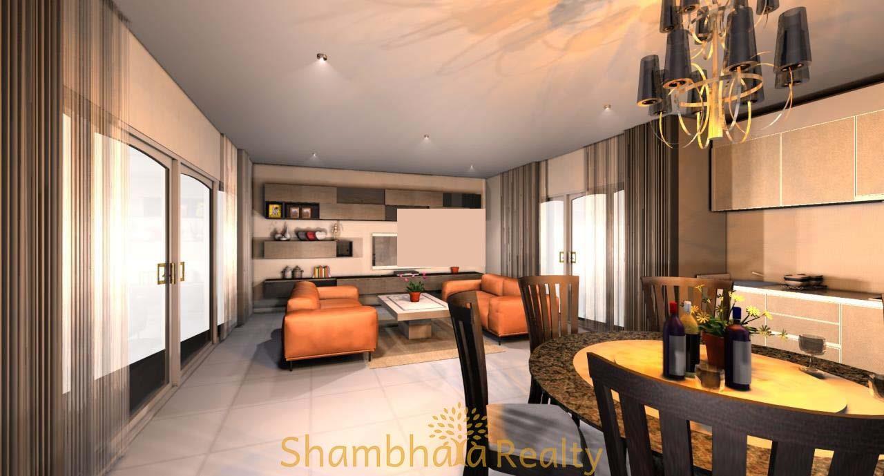 Shambhala Realty Agency's House For Rent Condominium for Rent in Sethsiri Krungthep-Kreetha 6
