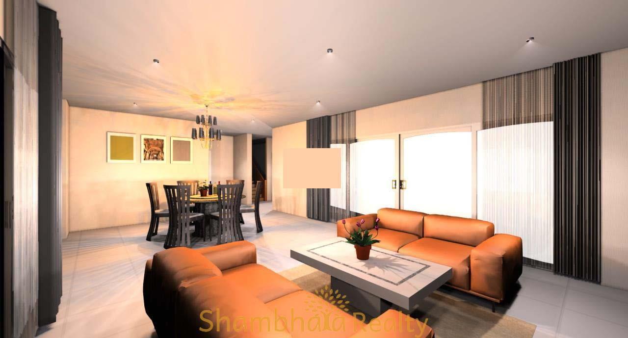 Shambhala Realty Agency's House For Rent Condominium for Rent in Sethsiri Krungthep-Kreetha 8