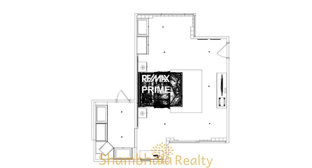 Shambhala Realty Agency's House For Rent Condominium for Rent in Sethsiri Krungthep-Kreetha 17