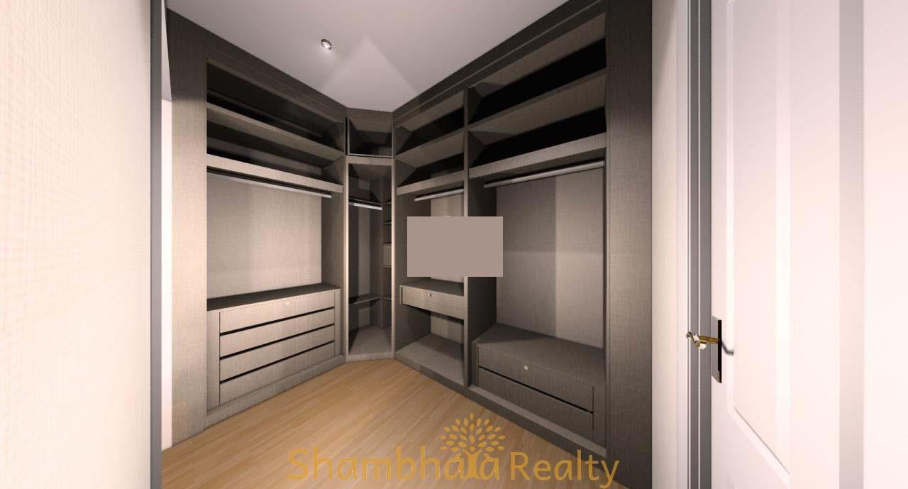 Shambhala Realty Agency's House For Rent Condominium for Rent in Sethsiri Krungthep-Kreetha 18
