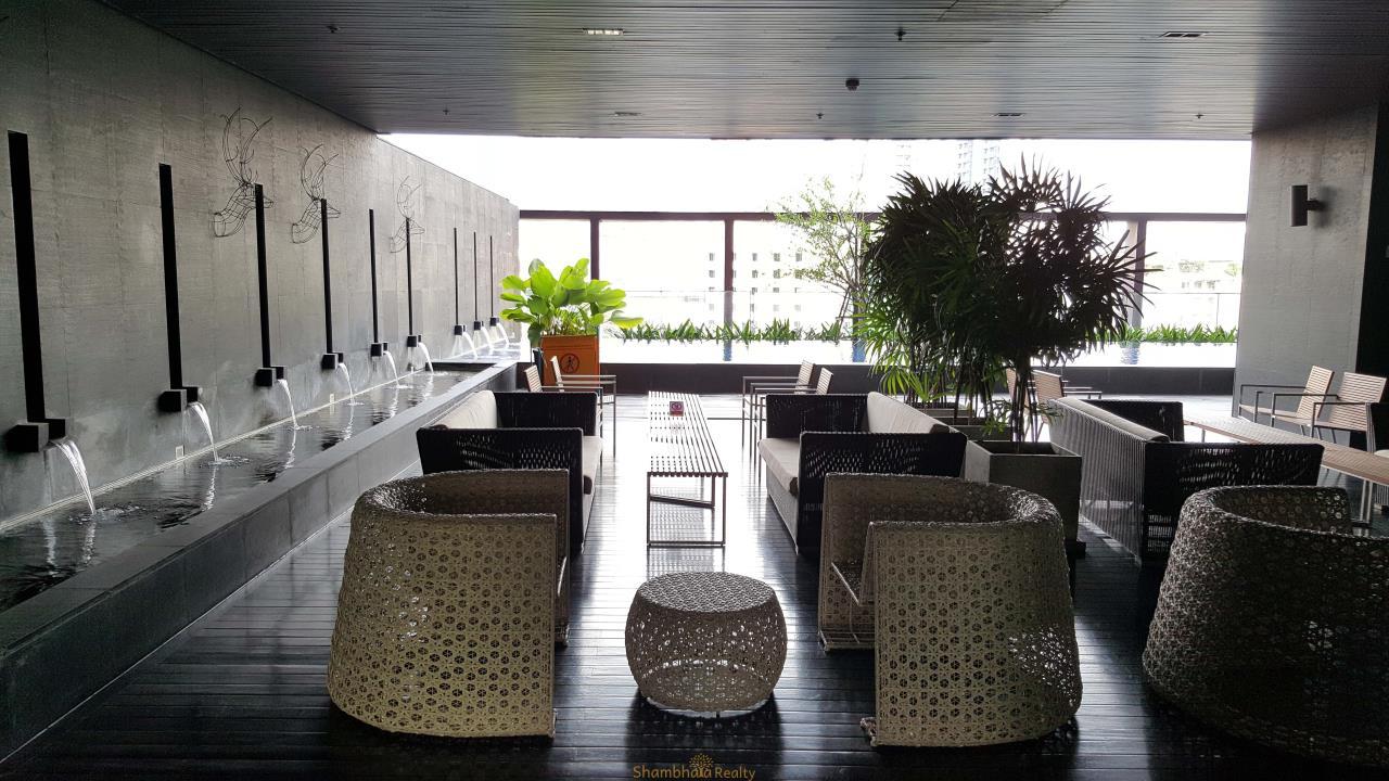Shambhala Realty Agency's Noble Remix Condominium for Rent in Sukhumvit 36 3