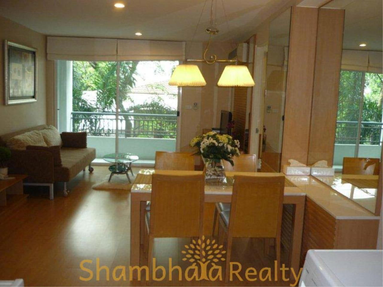 Shambhala Realty Agency's The Bangkok Sukhumvit 61 Condominium for Rent in Sukhumvit 61 2