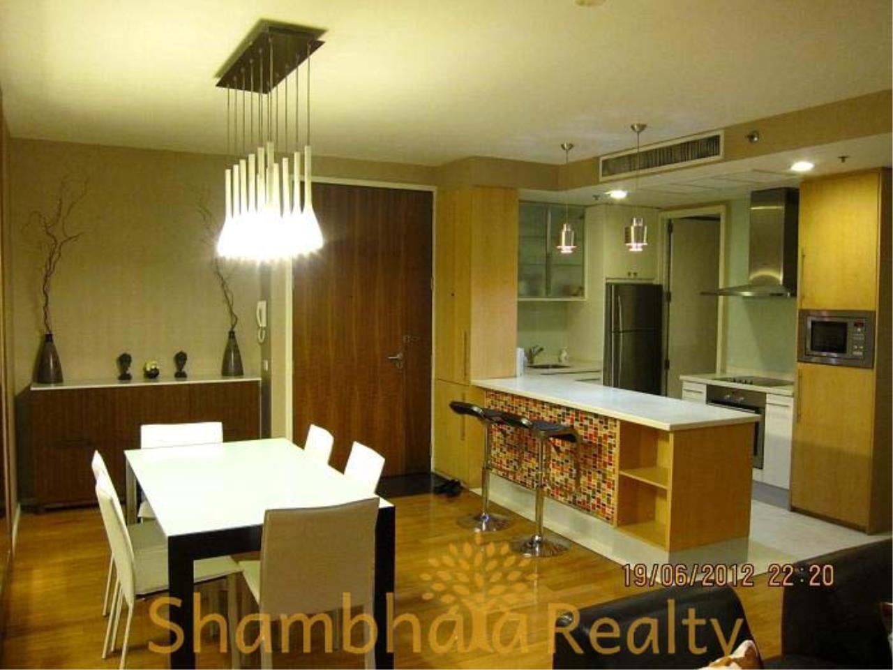 Shambhala Realty Agency's The Legend Saladaeng Condominium for Rent in Saladaeng road 7