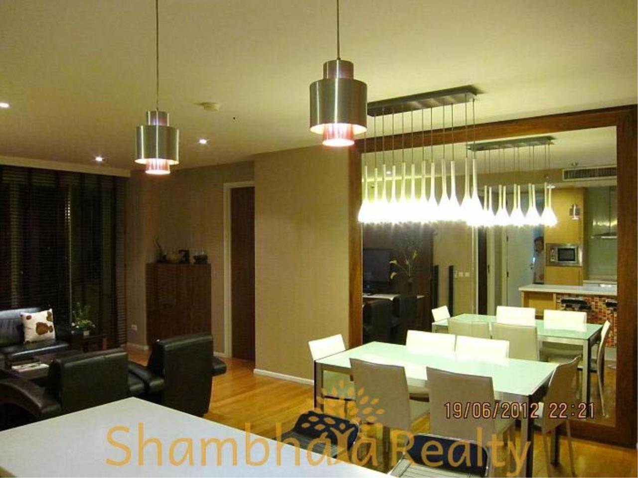 Shambhala Realty Agency's The Legend Saladaeng Condominium for Rent in Saladaeng road 8