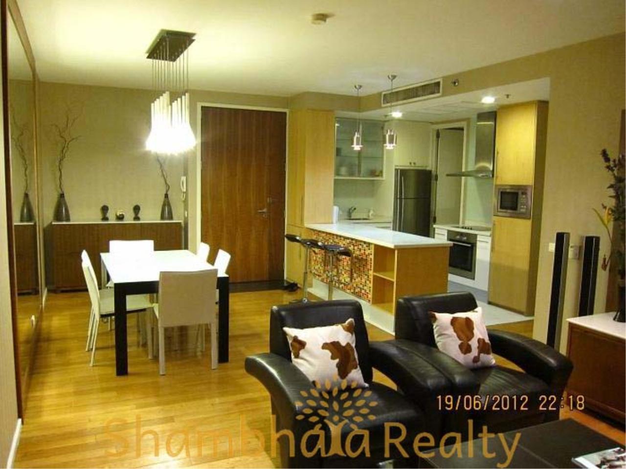 Shambhala Realty Agency's The Legend Saladaeng Condominium for Rent in Saladaeng road 10
