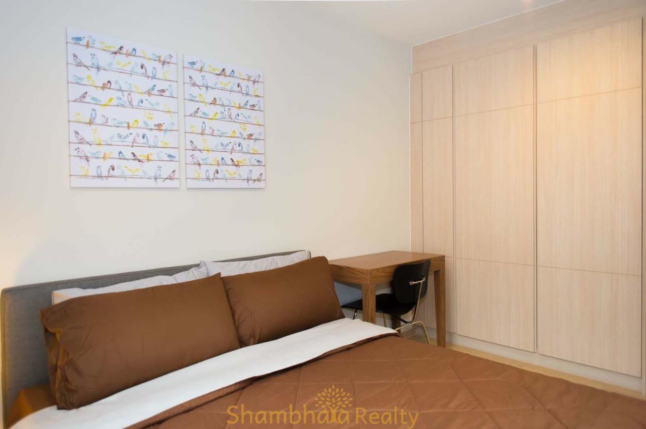 Shambhala Realty Agency's Maestro 12 Condominium for Rent in Ratchathewi 3