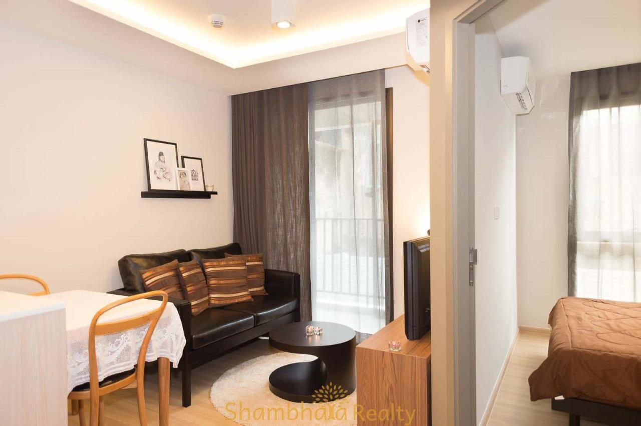 Shambhala Realty Agency's Maestro 12 Condominium for Rent in Ratchathewi 8