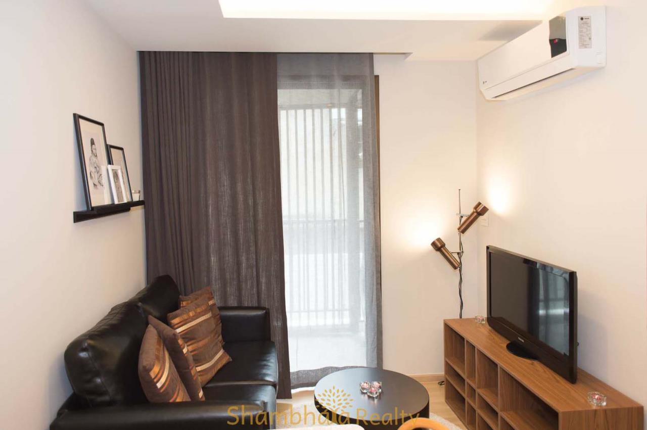 Shambhala Realty Agency's Maestro 12 Condominium for Rent in Ratchathewi 6