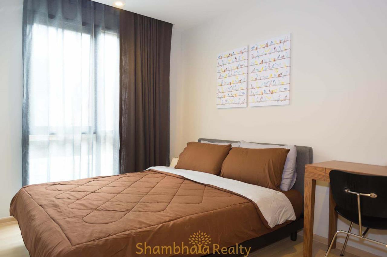 Shambhala Realty Agency's Maestro 12 Condominium for Rent in Ratchathewi 1