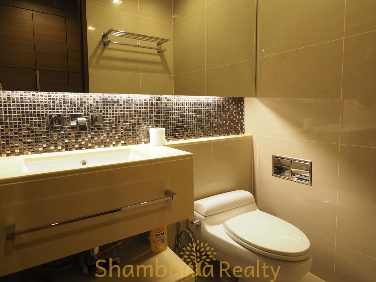 Shambhala Realty Agency's The Address Asoke Condominium for Rent in New Phetchaburi 12