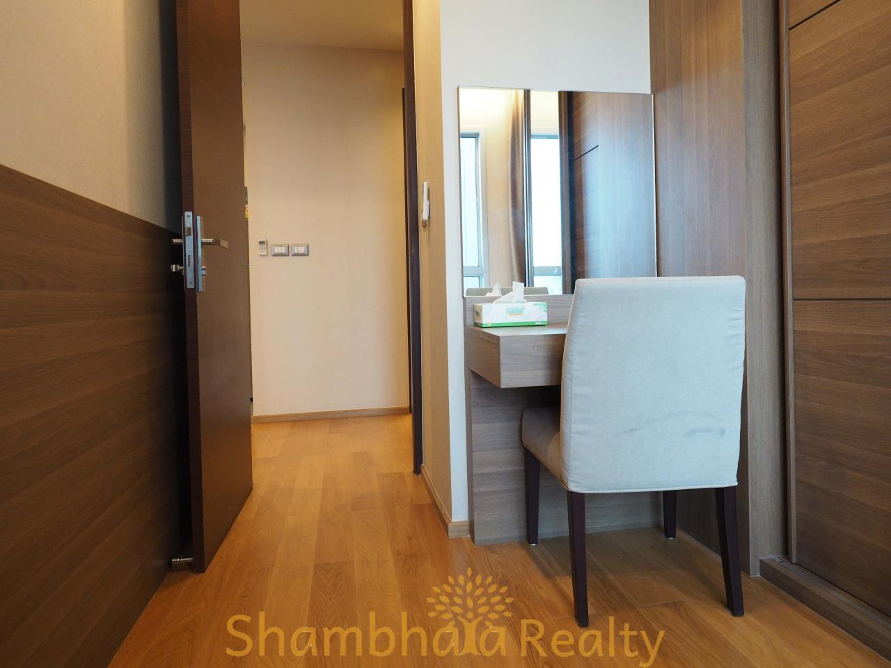Shambhala Realty Agency's The Address Asoke Condominium for Rent in New Phetchaburi 10