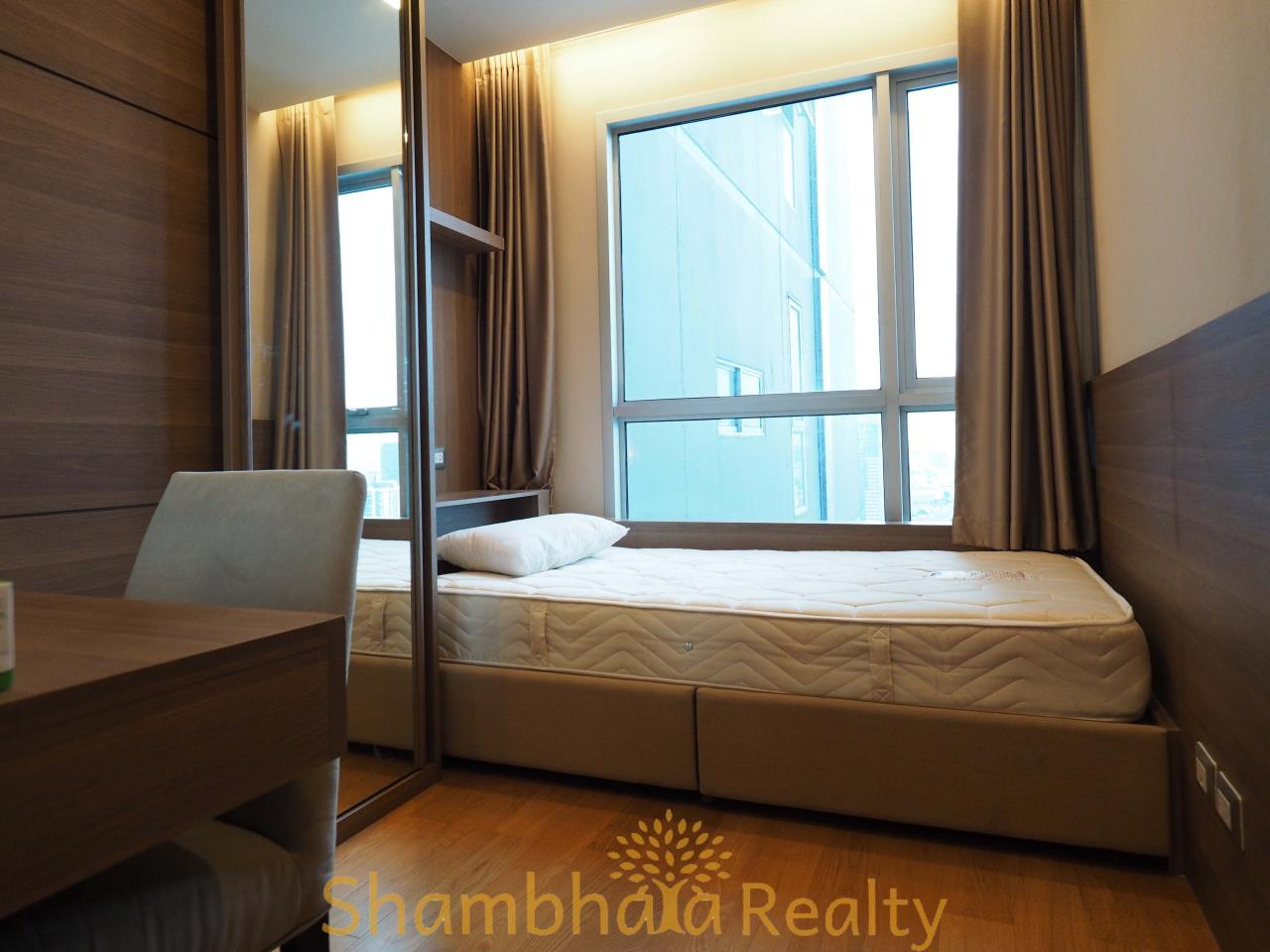 Shambhala Realty Agency's The Address Asoke Condominium for Rent in New Phetchaburi 11