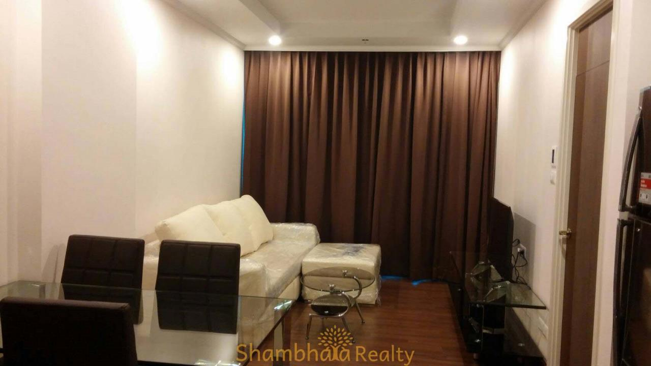 Shambhala Realty Agency's Supalai Elite Sathorn  Suanplu Condominium for Rent in Sathorn Suanplu 3
