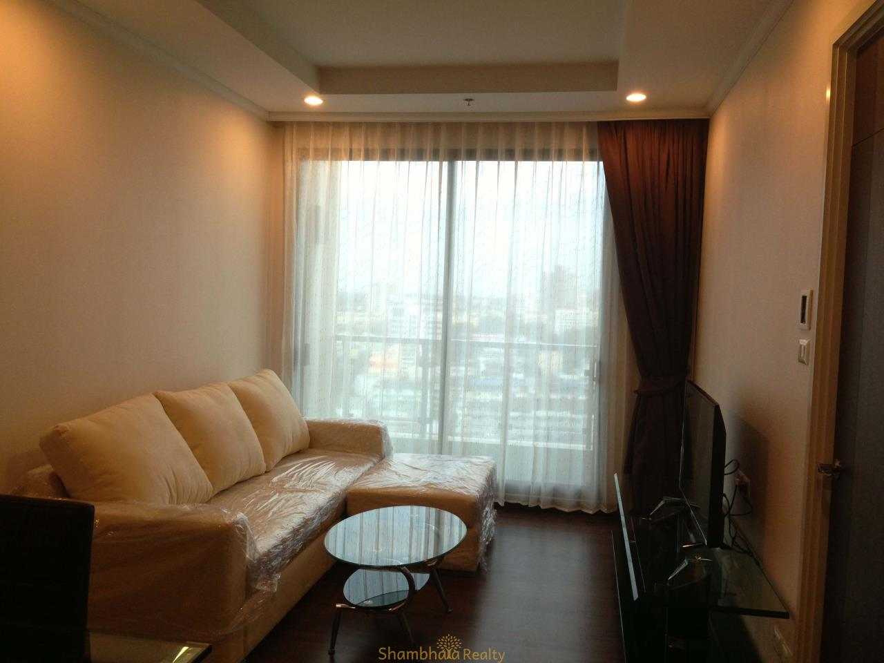 Shambhala Realty Agency's Supalai Elite Sathorn  Suanplu Condominium for Rent in Sathorn Suanplu 1