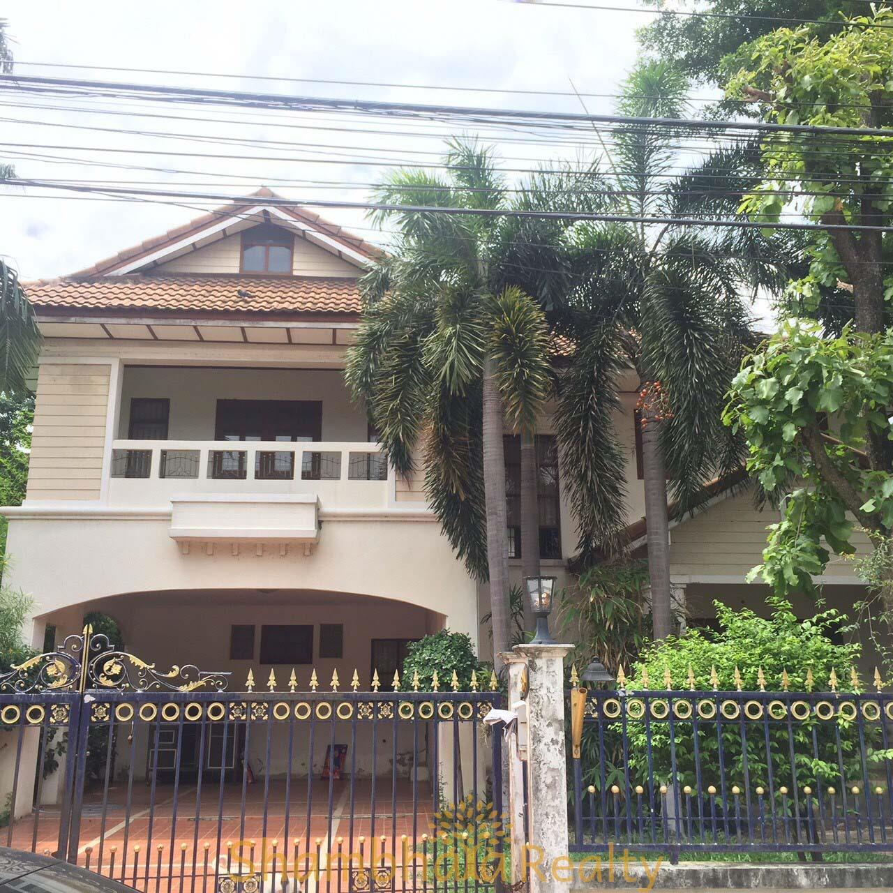 Shambhala Realty Agency's house is near Suvarnabhumi airport Condominium for Sale in Andress is 21 Romklow road 19/1 Kwangklongsam pravet, Khet Ladkrabang, Suvarnabhumi airport 5