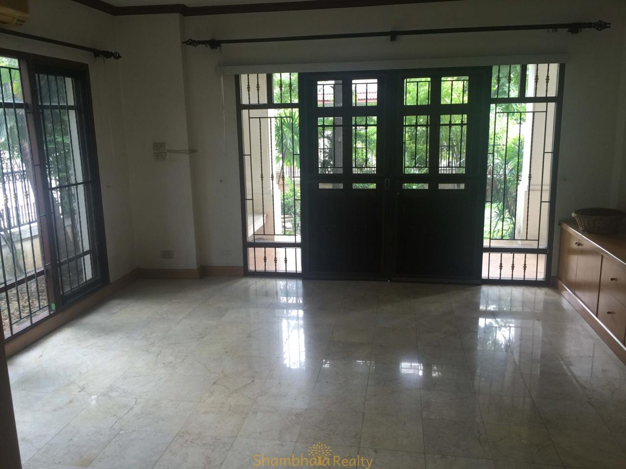 Shambhala Realty Agency's house is near Suvarnabhumi airport Condominium for Sale in Andress is 21 Romklow road 19/1 Kwangklongsam pravet, Khet Ladkrabang, Suvarnabhumi airport 10