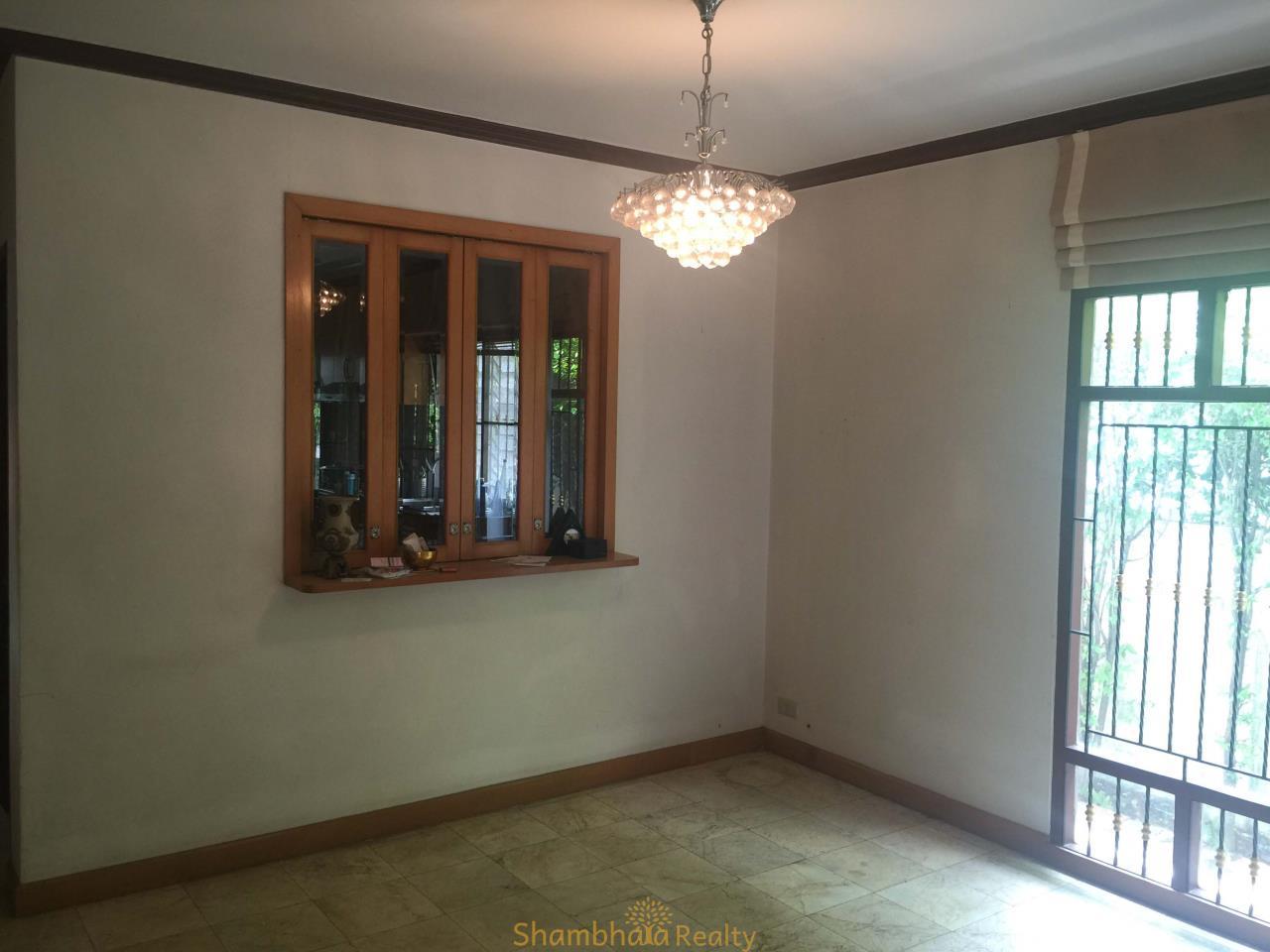 Shambhala Realty Agency's house is near Suvarnabhumi airport Condominium for Sale in Andress is 21 Romklow road 19/1 Kwangklongsam pravet, Khet Ladkrabang, Suvarnabhumi airport 11