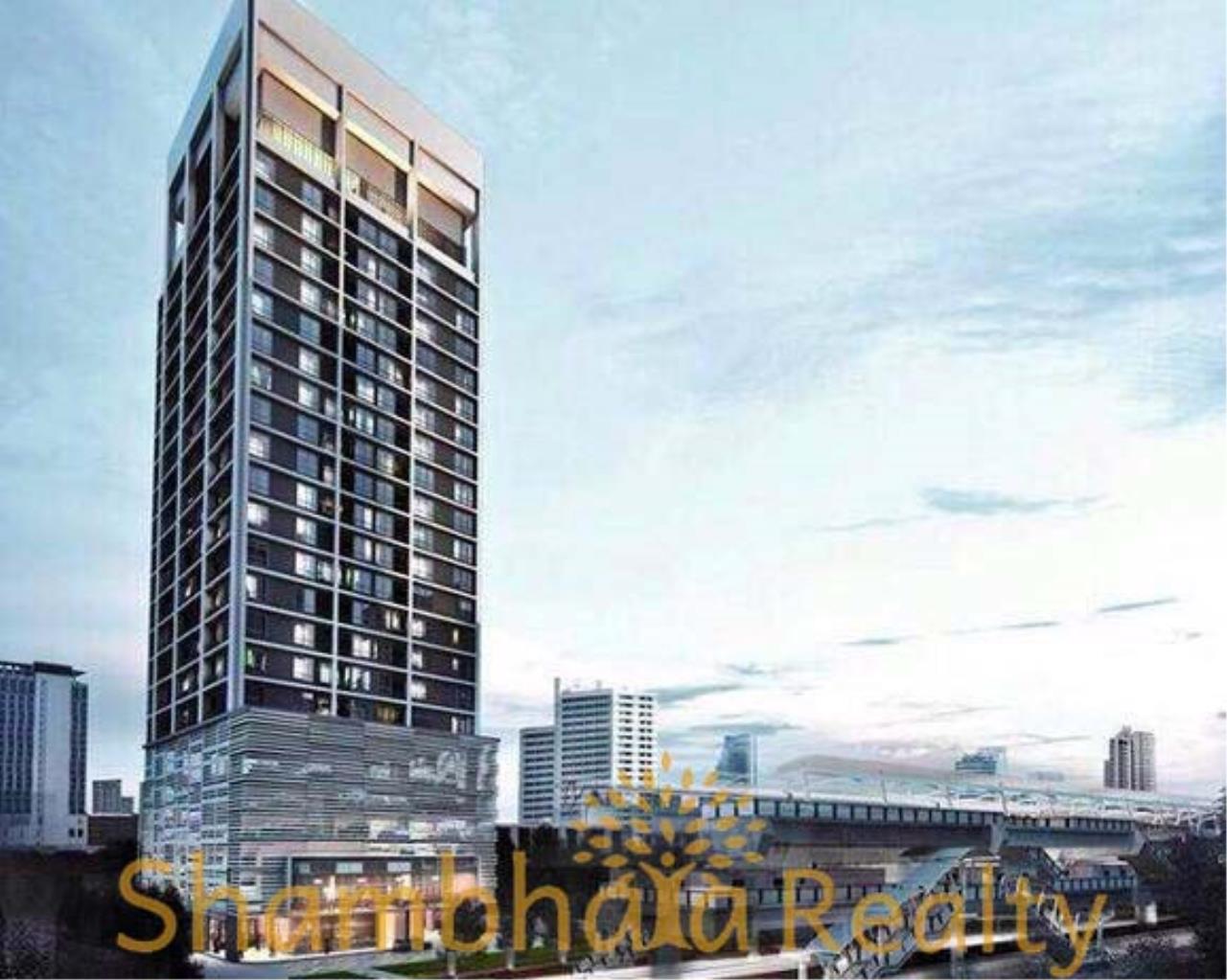 Shambhala Realty Agency's The Editor Saphan Khwai Condominium for Sale in Saphan Khwai 1