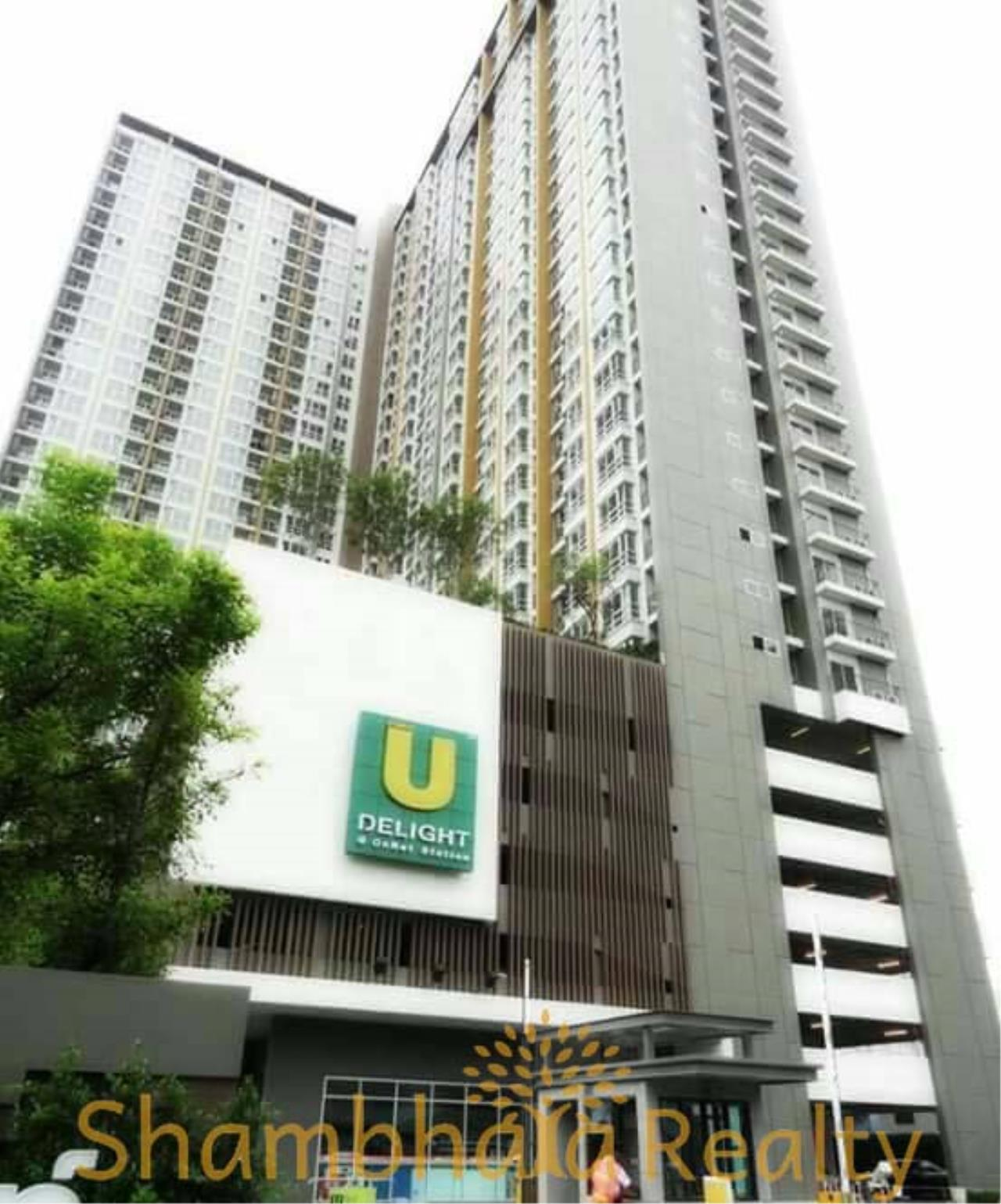 Shambhala Realty Agency's U Delight @ Onnut Station Condominium for Sale in Sukhumvit 77 6