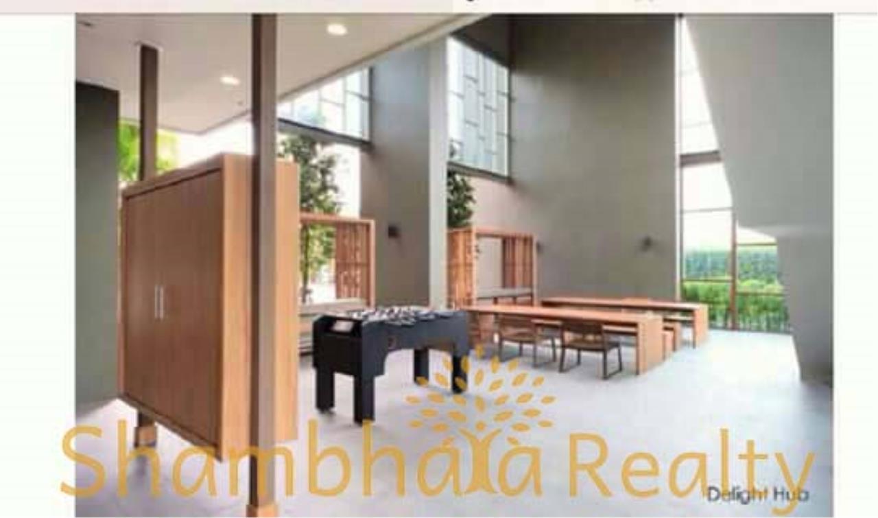 Shambhala Realty Agency's U Delight @ Onnut Station Condominium for Sale in Sukhumvit 77 1