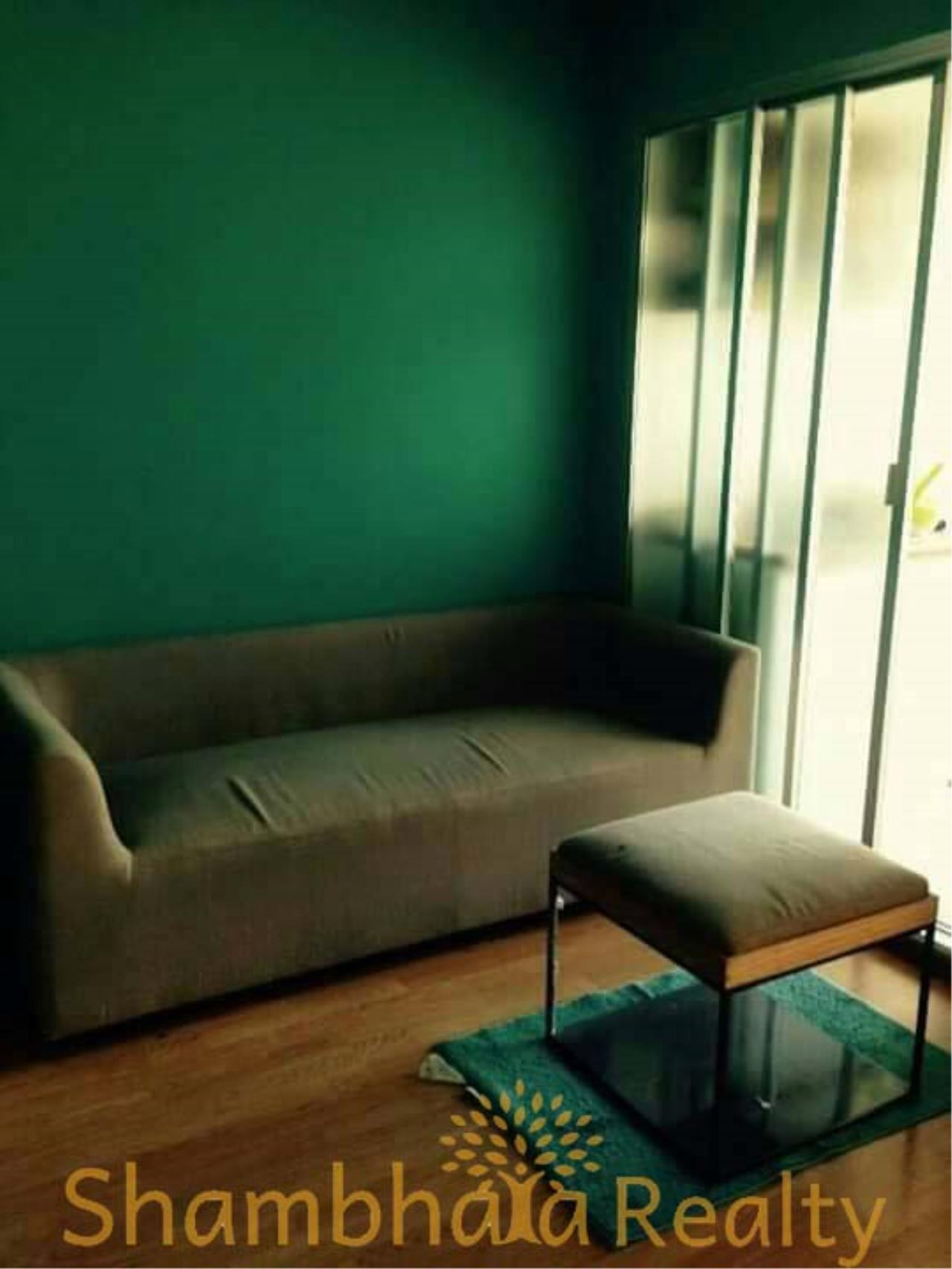 Shambhala Realty Agency's U Delight @ Onnut Station Condominium for Sale in Sukhumvit 77 3