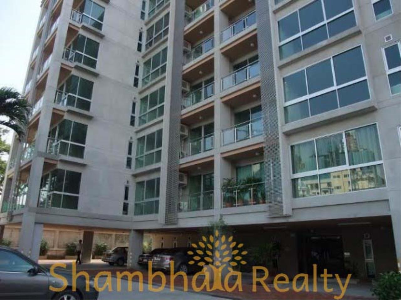 Shambhala Realty Agency's Von Napa Sukhumvit 38 Condominium for Rent in Sukhumvit 38 1
