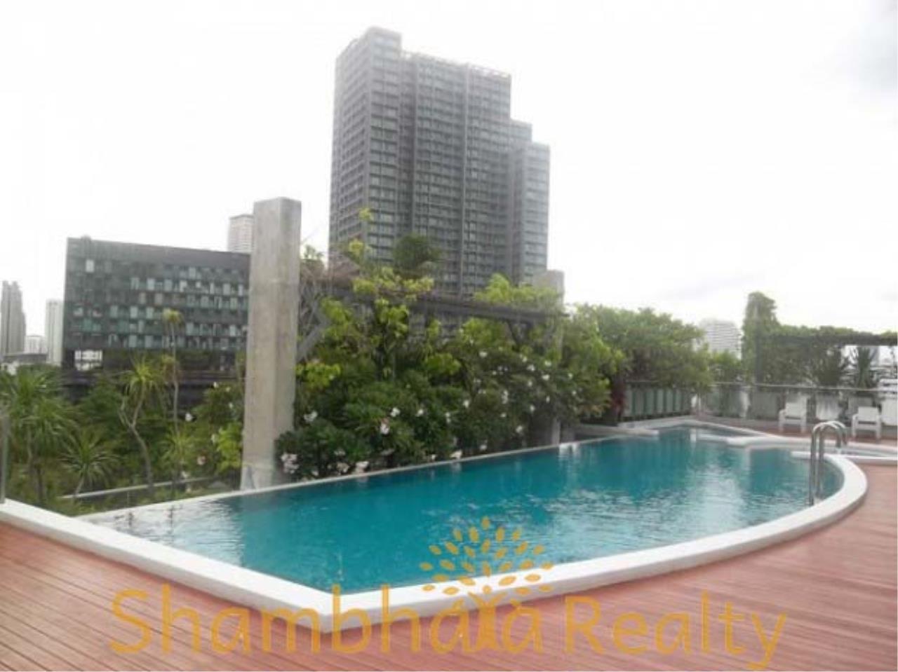 Shambhala Realty Agency's Von Napa Sukhumvit 38 Condominium for Rent in Sukhumvit 38 3