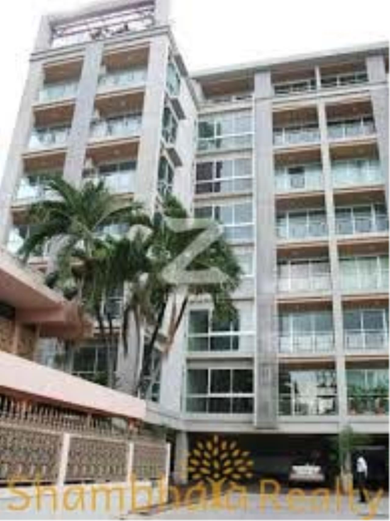 Shambhala Realty Agency's Von Napa Sukhumvit 38 Condominium for Rent in Sukhumvit 38 4