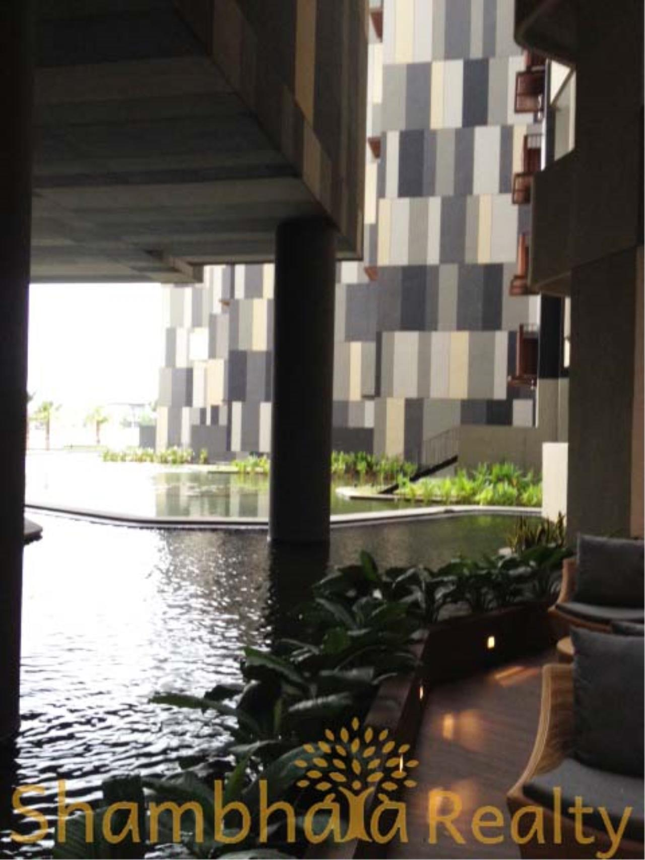 Shambhala Realty Agency's The Pano Condominium for Sale/Rent in Rama 3 7