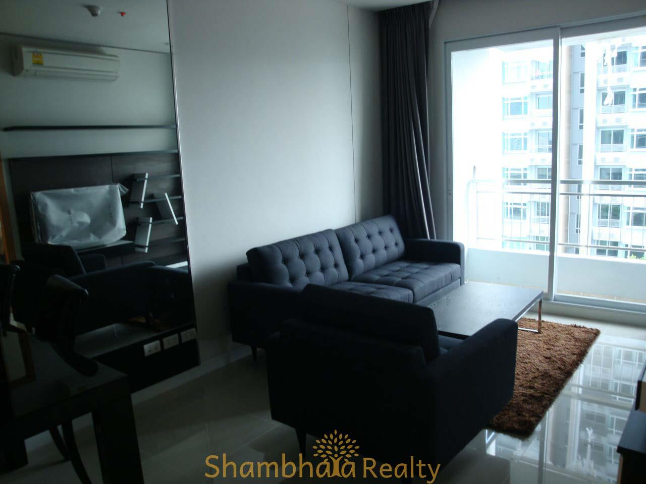 Shambhala Realty Agency's Circle Condominium Condominium for Rent in New Phetchaburi Road 3